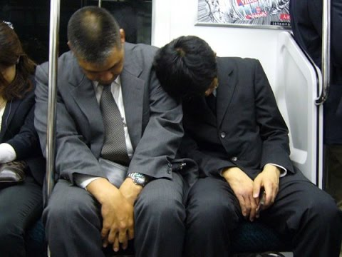 Myth - All Japanese Are Overworked!