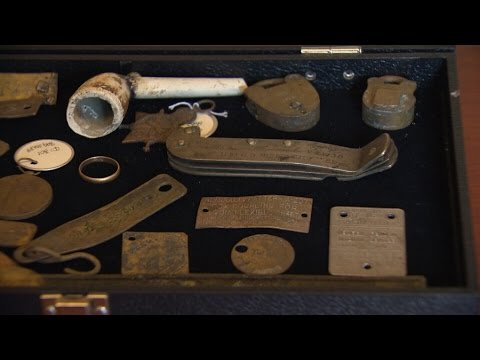 Hidden history: Naval artifacts unearthed from B.C. harbour