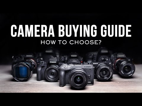 BLACK FRIDAY 2020 Camera Buying Guide!