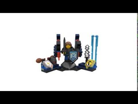 Конструктор Робин – Абсолютная сила - LEGO NEXO KNIGHTS - фото № 7