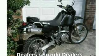 3. 2009 Suzuki DR 650SE -  Info Engine Top Speed Features motorbike Details superbike Specs