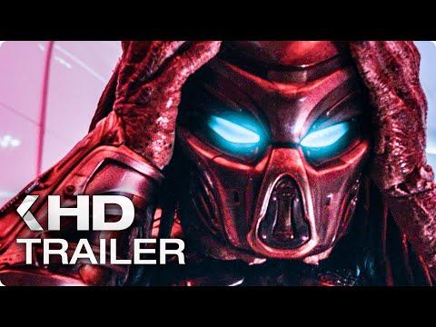 """THE PREDATOR """"Ultimate Predator"""" TV Spot & Trailer (2018)"""