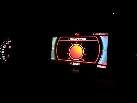 Audi sensor Slovakia anthem ( Slovenska hymna)