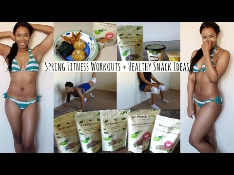 Bikini Body: Spring Fitness Workouts & Healthy/ Affordable After Workout Ideas