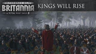 Историческая стратегия Total War Saga: Thrones of Britannia вышла в Steam