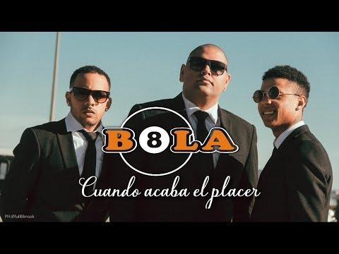 """BOLA 8 """"Cuando acaba el Placer"""" (Autor: Alexandre Pires)"""