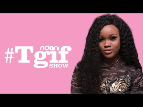Bbnaija's Ceec Nwadiora On The Ndanitgifshow