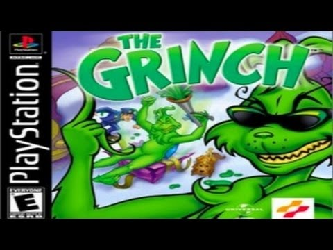 the grinch playstation rom