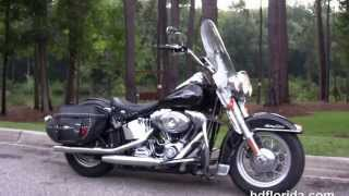 9. Used 2007 Harley Davidson Heritage Softail Classic Motorcycles for sale