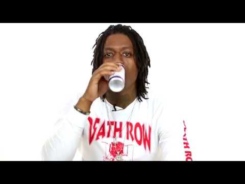 "Rico Recklezz Taste Tests Kevin Gates ""IDGT"" Energy Drink and Gives Honest Review"