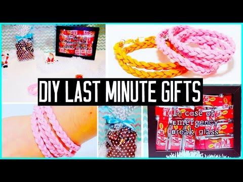 DIY Last Minute Gift Ideas For Boyfriend Parents BFF