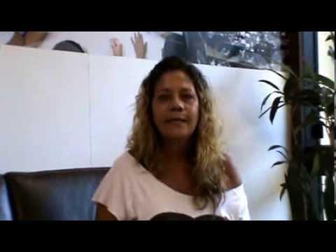 Conselheira Margareth Dallaruvera dá as boas vindas aos delegados da IX Conferência Nacional de Assistência Social de 2013