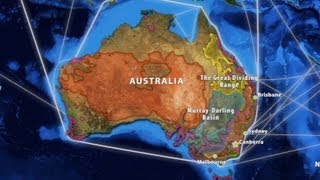 Australia - Geography