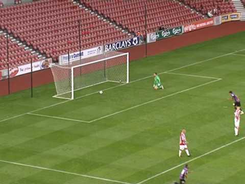 Gol de Borja al Stoke City