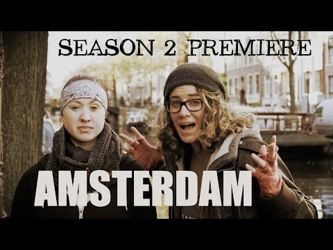 AMSTERDAM: LGBT Travel Show (S2E1)