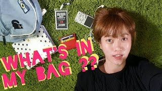 Video WHAT'S IN MY BAG? MP3, 3GP, MP4, WEBM, AVI, FLV April 2019