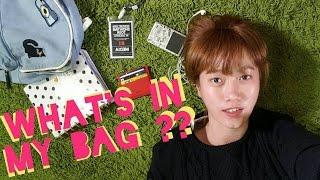 Video WHAT'S IN MY BAG? MP3, 3GP, MP4, WEBM, AVI, FLV Juni 2019