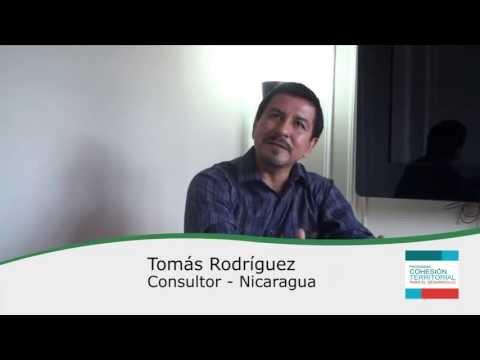 Tomás Rodríguez – Cápsulas Cohesión Territorial para el Desarrollo