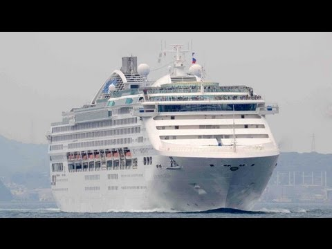SUN PRINCESS – May 2013