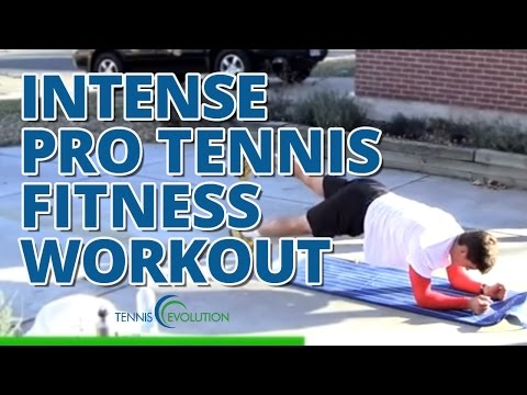 TENNIS FITNESS | Pro Workout