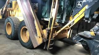 John Deere 870D Grader - Before & After | Ritchie Bros. Auctioneers Grande Prairie, AB