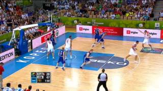 Highlights Turkey-Finland EuroBasket 2013