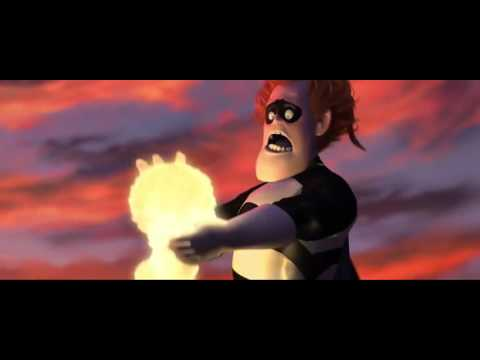 The Incredibles 2005  Jack Jack Power