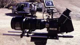 Mercedes-Benz TV: Making-of movie in Namibia