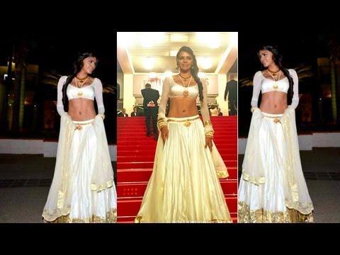 Sherlyn Chopra walks the red carpet at Cannes: Vie