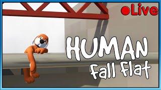 Human Fall Flat - W/Squid - • Live