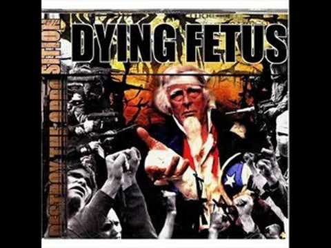 Dying Fetus destroy the opposition