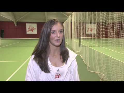 Laura Robson Named UK Ambassador For Virgin Active's Junior Tennis Academy