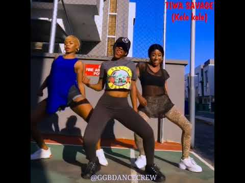 Ggb Dance Crew - Female Artists Music Video Dances To Unleash By Runtown