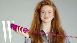 Stranger Things Star Sadie Sink Explains the Biggest Trends of the '80s | W Magazine