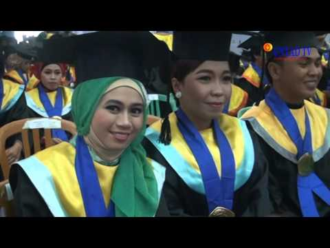 Dok Humas Untad Wisuda Ke LXXX (80)  Lulusan Untad Disk 1 Palu, 30 September 2015