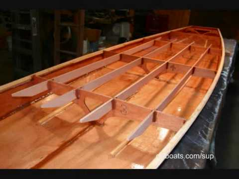 Building the Chesapeake Light Craft Kaholo Stand-Up Paddleboard : Part 2