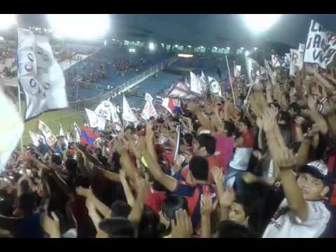 La Mejor Hinchada del Paraguay no abandona Ccp - La Plaza y Comando - Cerro Porteño