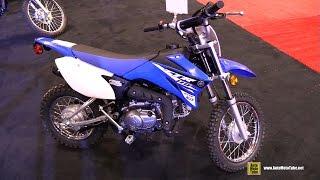 10. 2014 Yamaha TT-R 110 E - Walkaround - 2014 St Hyacinthe ATV show