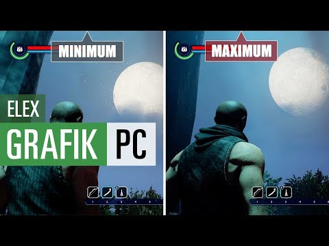 Elex PC / Grafikvergleich - Minimum vs. Maximum