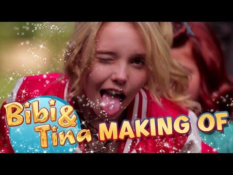 Bibi & Tina - Making Of JETZT IN ECHT Kinofilm DVD SPECIAL