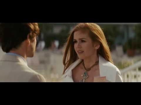 A romantic scene from Confessions Of A Shopaholic