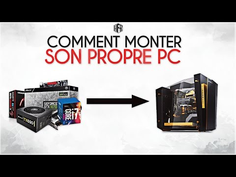 [FR] COMMENT MONTER SON PC GAMER 2017 TUTO - Hardware FR