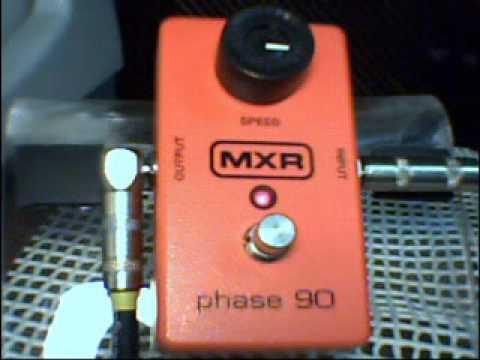 MXR Phase 90 - Samples