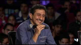 Video #ArabsGotTalent - S2 - Ep3 - احمد الجيلي MP3, 3GP, MP4, WEBM, AVI, FLV Maret 2019