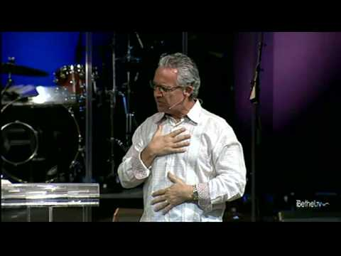 Bill Johnson - Being Aware of His Presence