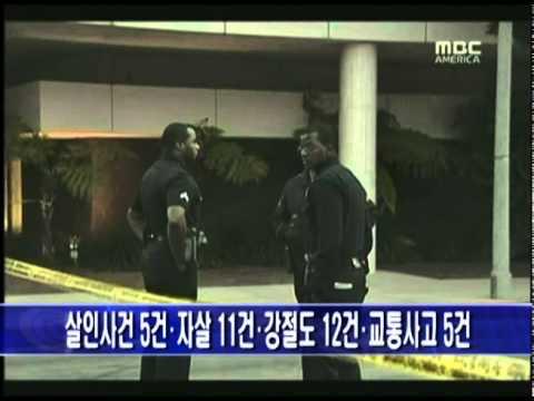 (2010.10.22) 한국인 범죄피해 빈번