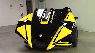 2. 2018 Slingshot Slingshot SL - Icon Series - New 3-Wheel Motorcycle For Sale - Niles, Ohio