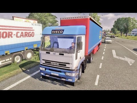 Iveco Eurotech fixed