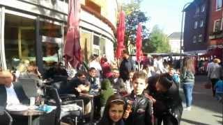 Verkaufsoffener Sonntag Bei Eis Cafe La Perla In Porz
