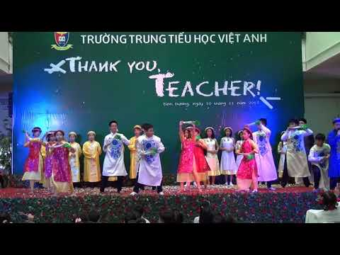 "Thank you, Teacher 20.11 ""Nghĩa sư đồ"""